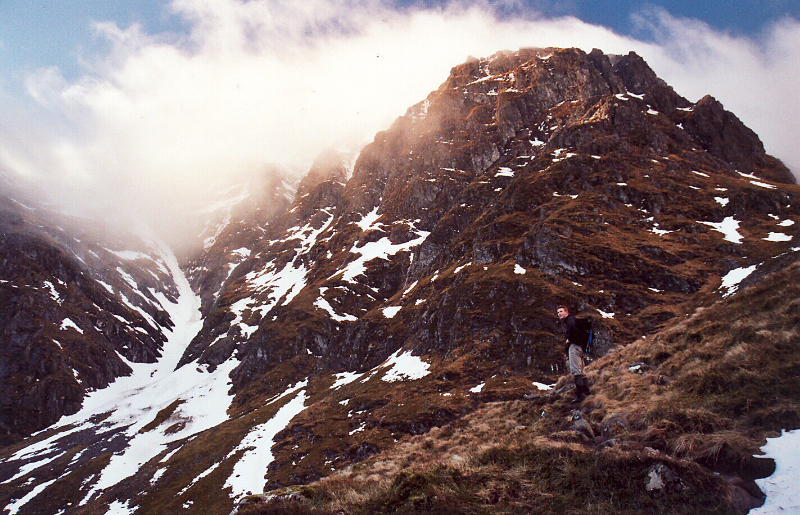 Ian's mountain