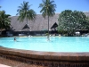 Time off in Kenya: swimming pool