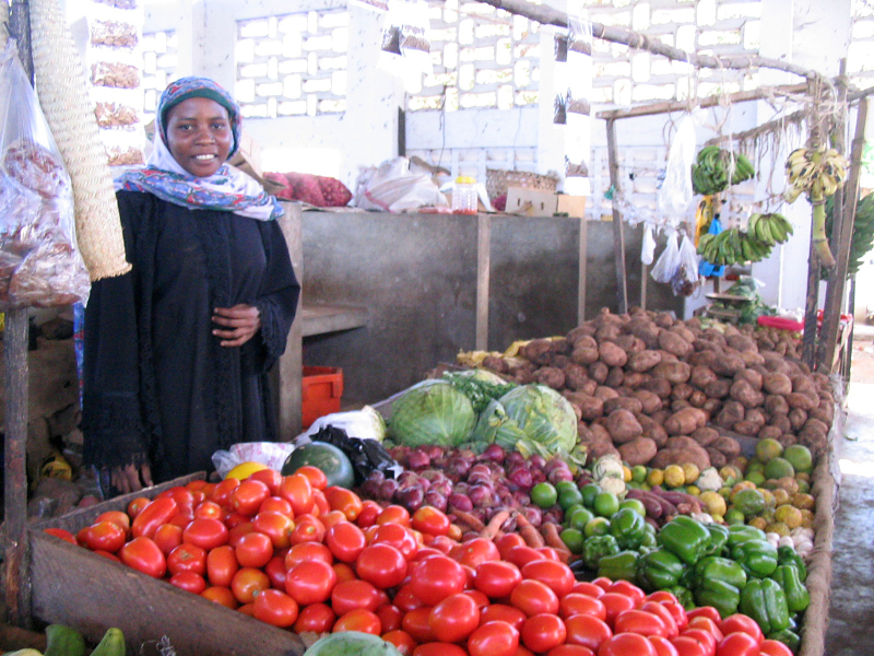 Kilifi market 1