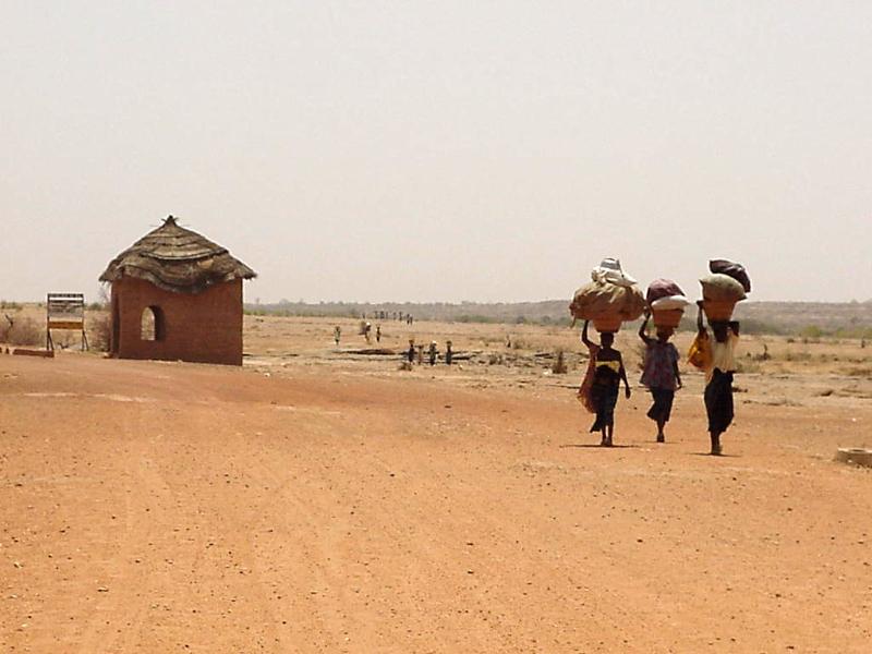 Mali: long walk